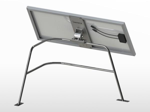 Support nautisme inox fixation balcon UNIFIX100.1WB | largeur panneau max 540mm