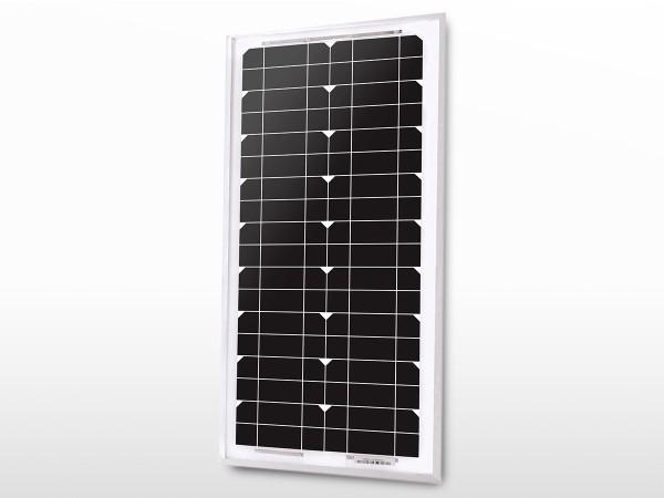 Panneau solaire monocristallin 5W - 12V | UNISUN 5.12 M