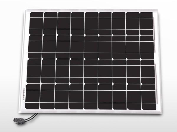 Panneau solaire monocristallin 30W - 12V | UNISUN 30.12 M