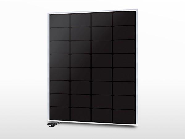 Panneau solaire back contact 55W - 12V | UNISUN 55.12 BC