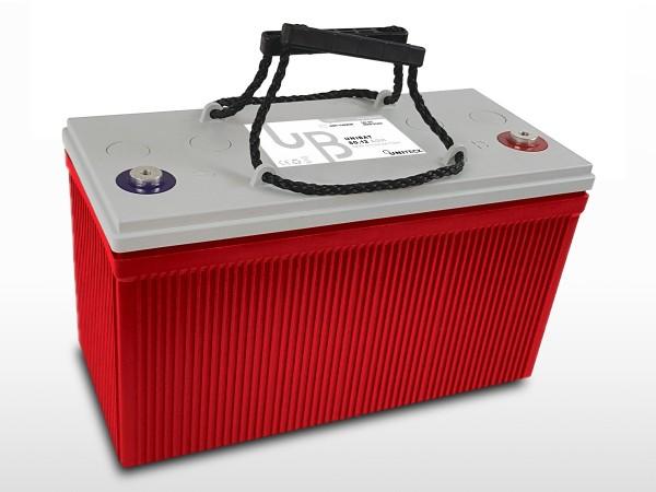 Batterie AGM Plomb Carbone - 12V / 100Ah | UNIBAT 100.12 AGM