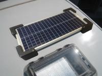 Fixation CAMPING-CAR panneau solaire cadre 30mm | UNIFIX 1.C30