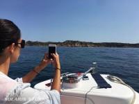 Chargeur solaire portable 4W + batterie USB   4W - 4000mAh bateau