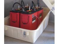 Coffre à batterie TENESOL CBTE/PM 540 x 870 x 550