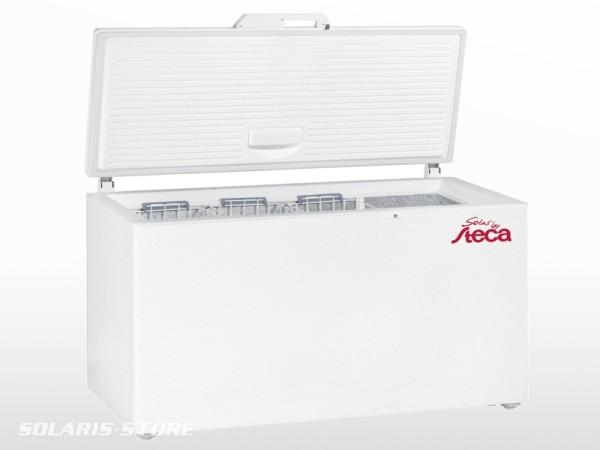 Réfrigérateur/Congélateur bahut A++ STECA 12V / 24V - 166L