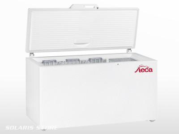 Réfrigérateur/Congélateur bahut A++ STECA 12V / 24V - 240L