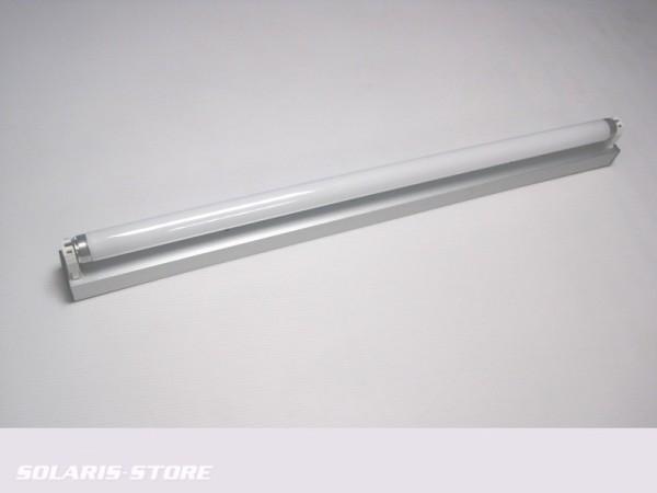 Réglette fluo 20W / 12V avec tube 590 mm