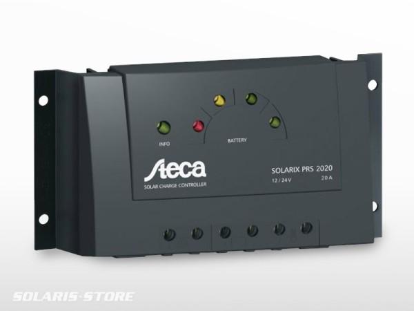 Régulateur solaire STECA Solarix PRS 2020