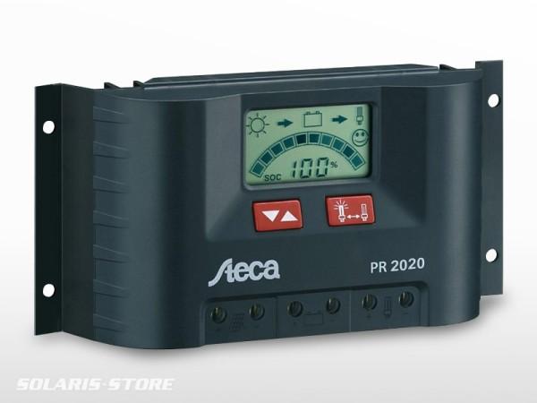 Régulateur solaire STECA PR2020