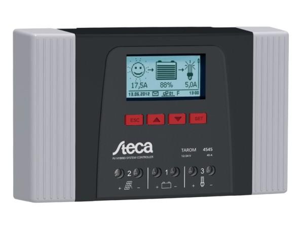 Régulateur solaire STECA TAROM 4545