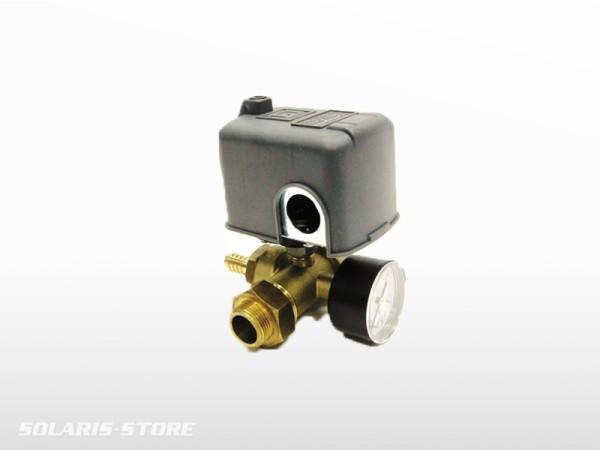 Kit de surpression pour pompe SHURFLO sans pressostat