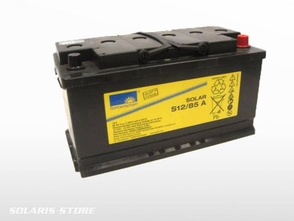 Batterie solaire gel SONNENSCHEIN SOLAR S12/85A