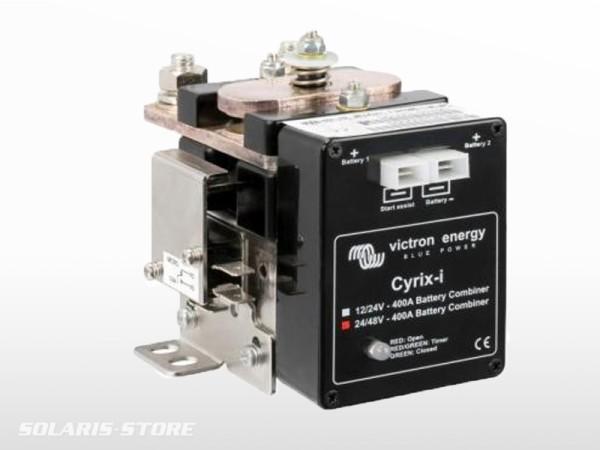Coupleur de batteries Cyrix-i 400