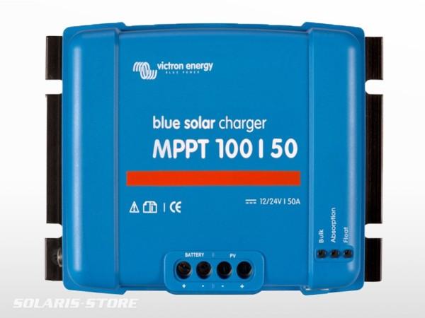 Régulateur VICTRON BlueSolar MPPT 100/50