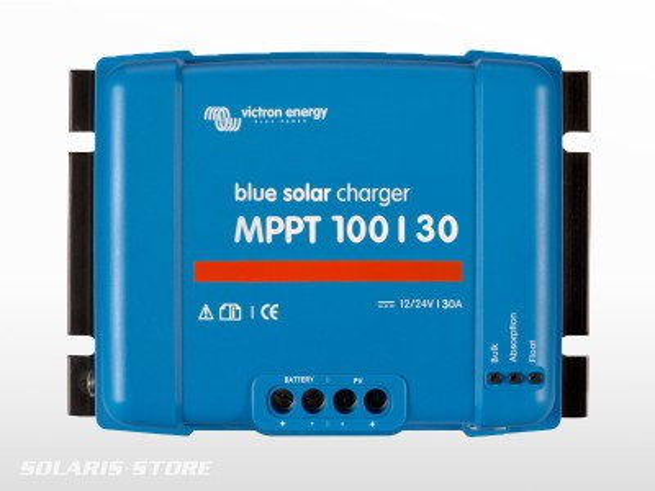 Régulateur VICTRON BlueSolar MPPT 100/30