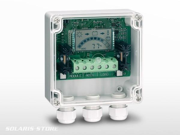 Régulateur solaire étanche PR2020 IP