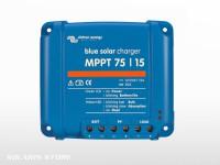 Régulateur VICTRON BlueSolar MPPT 75/15 ( 75V / 15A )