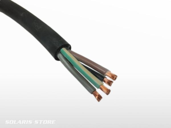 Câble souple immergeable au ML 4G6 mm²