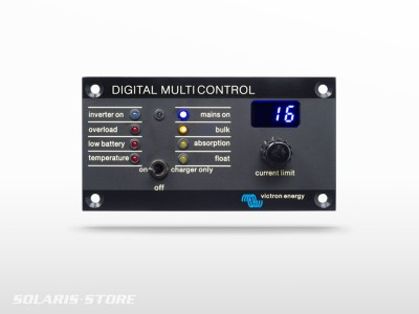 Tableau de contrôle numérique Multi 200A