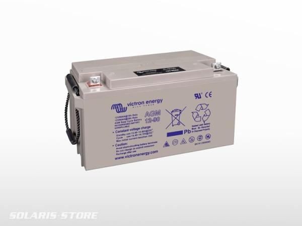 Batterie VICTRON étanche AGM 12V 60Ah