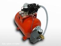Surpresseur 24 Litres équipé SHURFLO 24 V