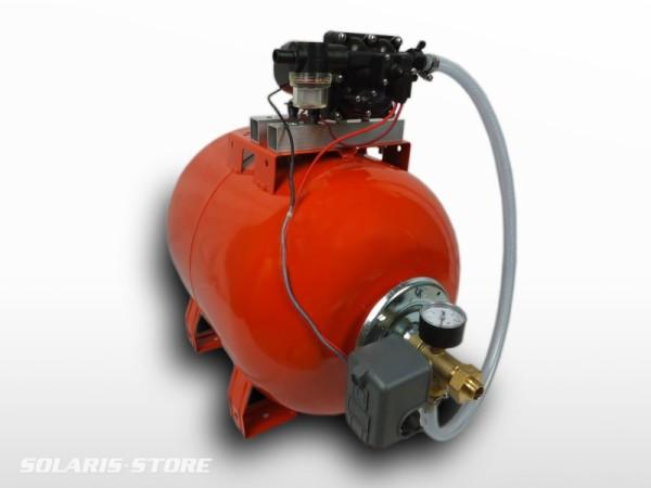 Surpresseur équipé SHURFLO 50L - 12V (3.8bar - 15.1L/min)