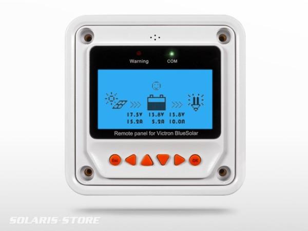 Ecran LCD déporté pour régulateur Victron BlueSolar PWM Pro20A