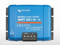 Régulateur VICTRON BlueSolar MPPT 150/45 Tr-MC4 ( 150V / 45A )
