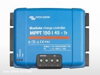 Régulateur VICTRON BlueSolar MPPT 150/45 Tr-MC4 (150V) | 45A - 12 / 24 / 36 / 48V