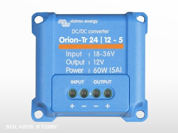 Convertisseur non isolé VICTRON Orion 24/12-5