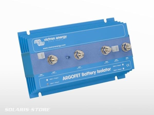 Répartiteur de charge/décharge ARGO FET 100-2 (100A / 2 Batteries)