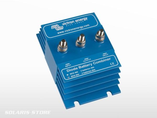 Coupleur de batterie ARGO DIODE BCD 802 (80A / 2 batteries)