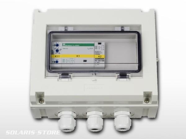 Commutateur de transfert VE. 1 phase 10kVA 200-250V