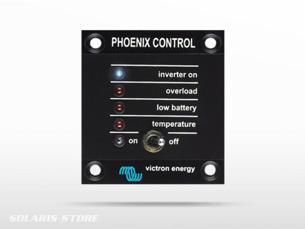 Tableau de Contrôle pour Onduleur Phoenix
