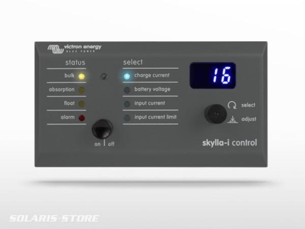 Tableau de Contrôle GX pour Chargeur Skylla-i