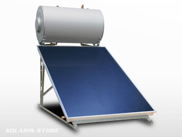 Chauffe-eau Solaire Thermosiphon 200L / 1 capteur