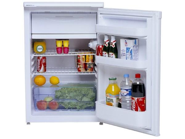 Réfrigérateur table top avec freezer