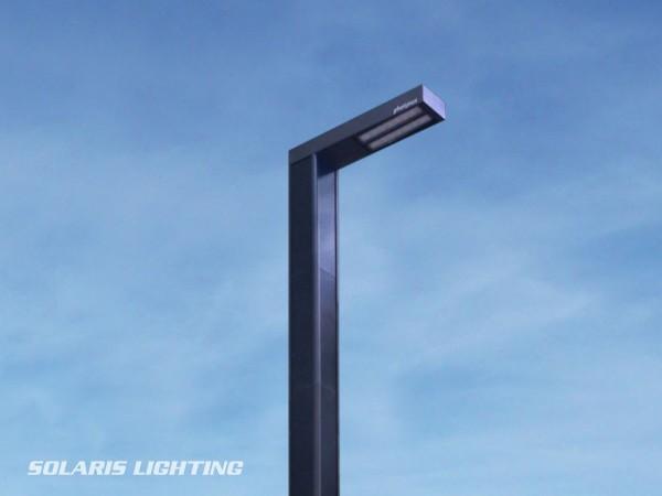 Lampadaire solaire SUN BOULEVARD XL pour l'éclairage de route, place et parking