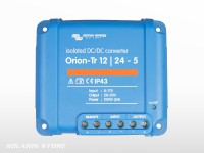Convertisseur DC VICTRON Orion-Tr isolé 12/24 10A