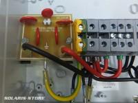 Carte parafoudre 12V pour boite de jonction
