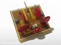 Carte parafoudre 24V pour boite de jonction