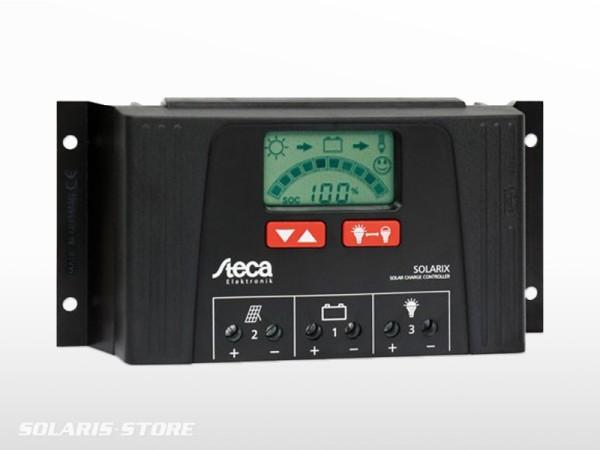 Régulateur solaire STECA SOLARIX 4040 + USB