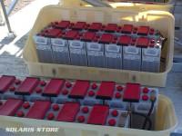 Coffre à batterie TENESOL CBTE/GM 1440 x 600 x 750