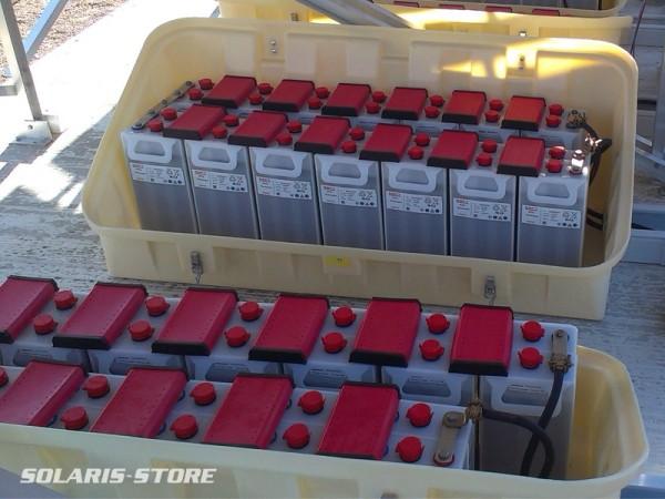 Coffre à batterie TENESOL
