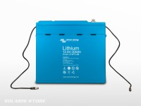 Batterie solaire Lithium LiFePO4 300A Smart