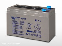 Batterie VICTRON étanche AGM Super Cycle 12V 12.5Ah