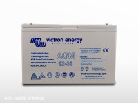 Batterie VICTRON étanche AGM Super Cycle 12V / 25Ah