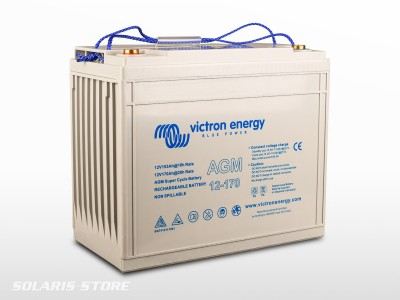 Batterie VICTRON étanche AGM Super Cycle 12V 170Ah