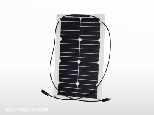 Panneau solaire flexible 20 Wc / 12 V