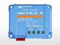 Convertisseur DC VICTRON Orion-Tr 24/12 10A
